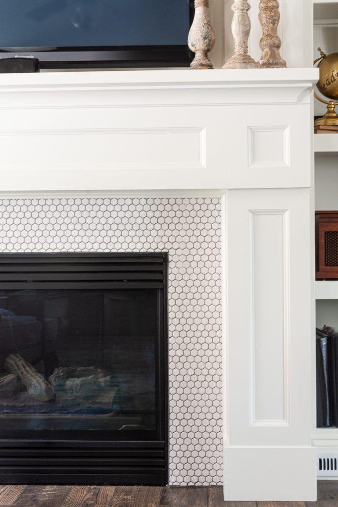 Shaker Fireplace Beautiful Diy Fireplace Mantle and Surround