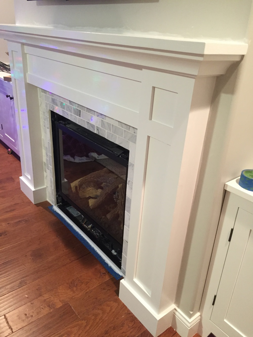 Shaker Fireplace Best Of How to Build A Shaker Fireplace Mantel and Surround