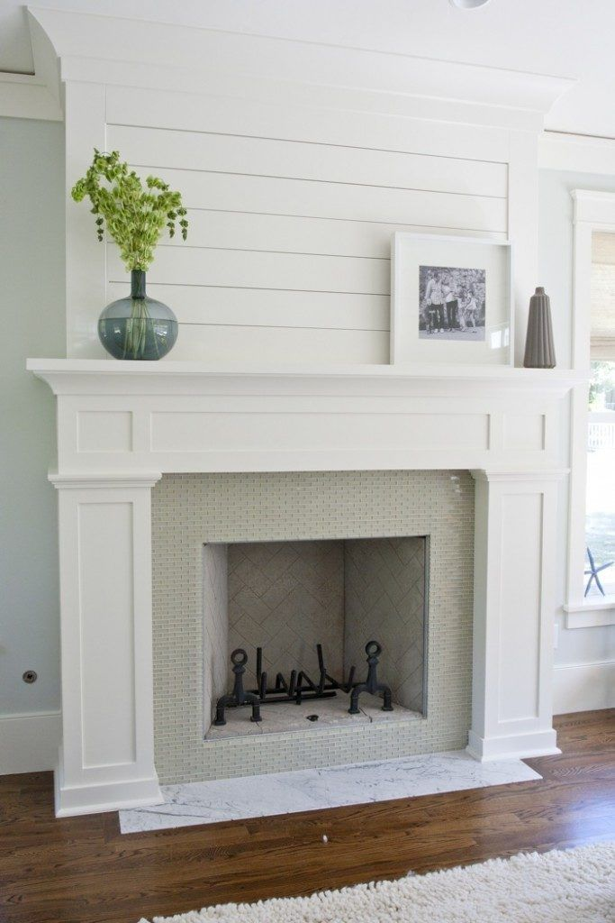 Shaker Fireplace Elegant Shaker Style Fireplace Ideas & Our Plans