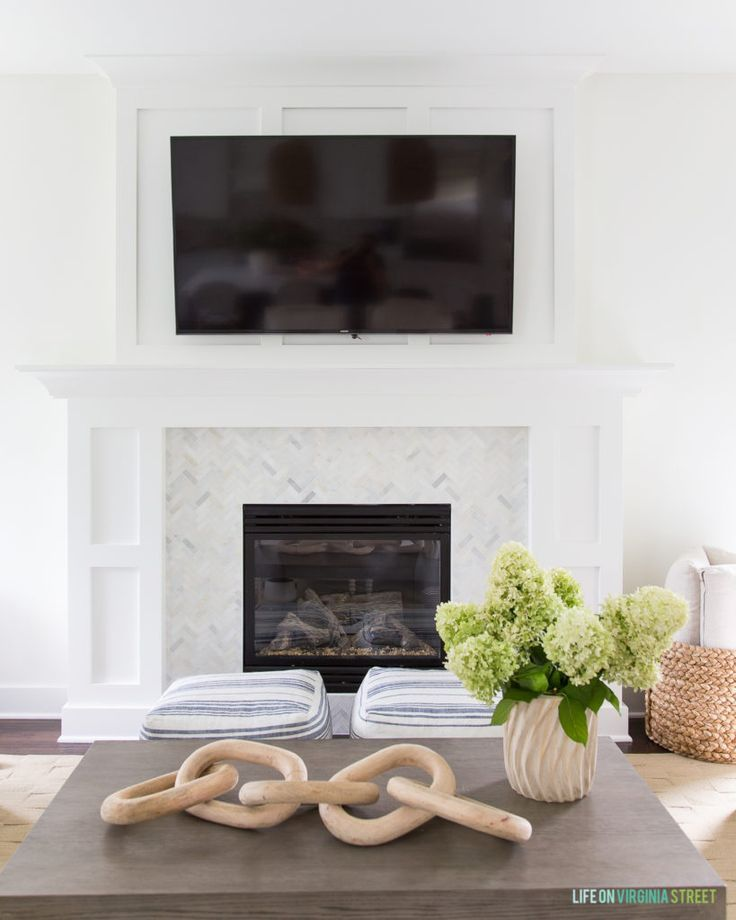 Shaker Fireplace Elegant Shaker Style Fireplace Reveal & Living Room Updates with