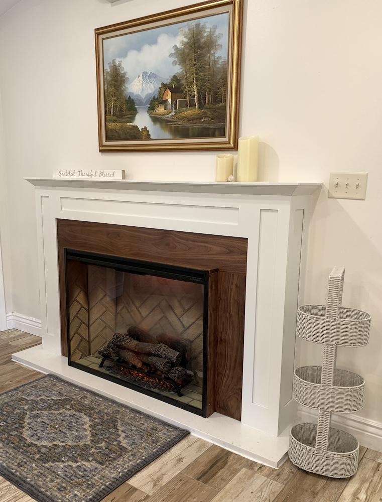 Shaker Fireplace Fresh Custom Fireplace Millers Dutch Haus Furniture