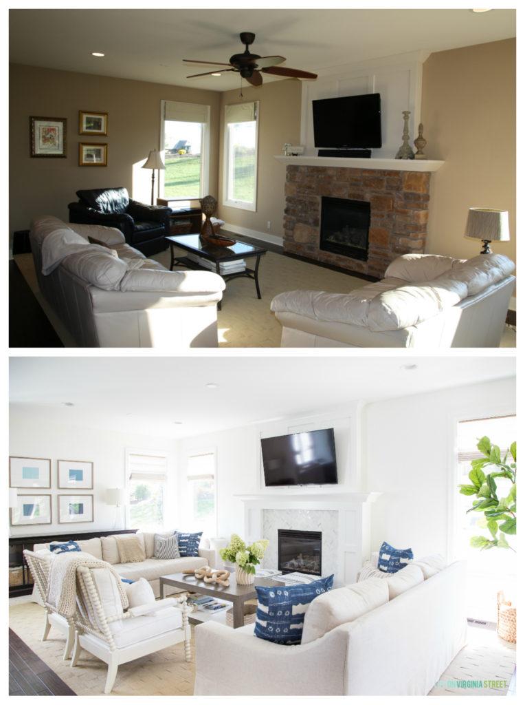 Shaker Fireplace Fresh Shaker Style Fireplace Reveal & Living Room Updates Life