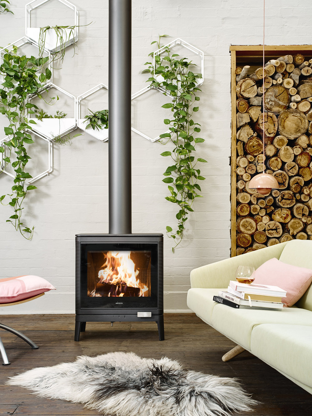 Shaker Fireplace Inspirational C Mon Baby Light My Fire — Adore Home Magazine