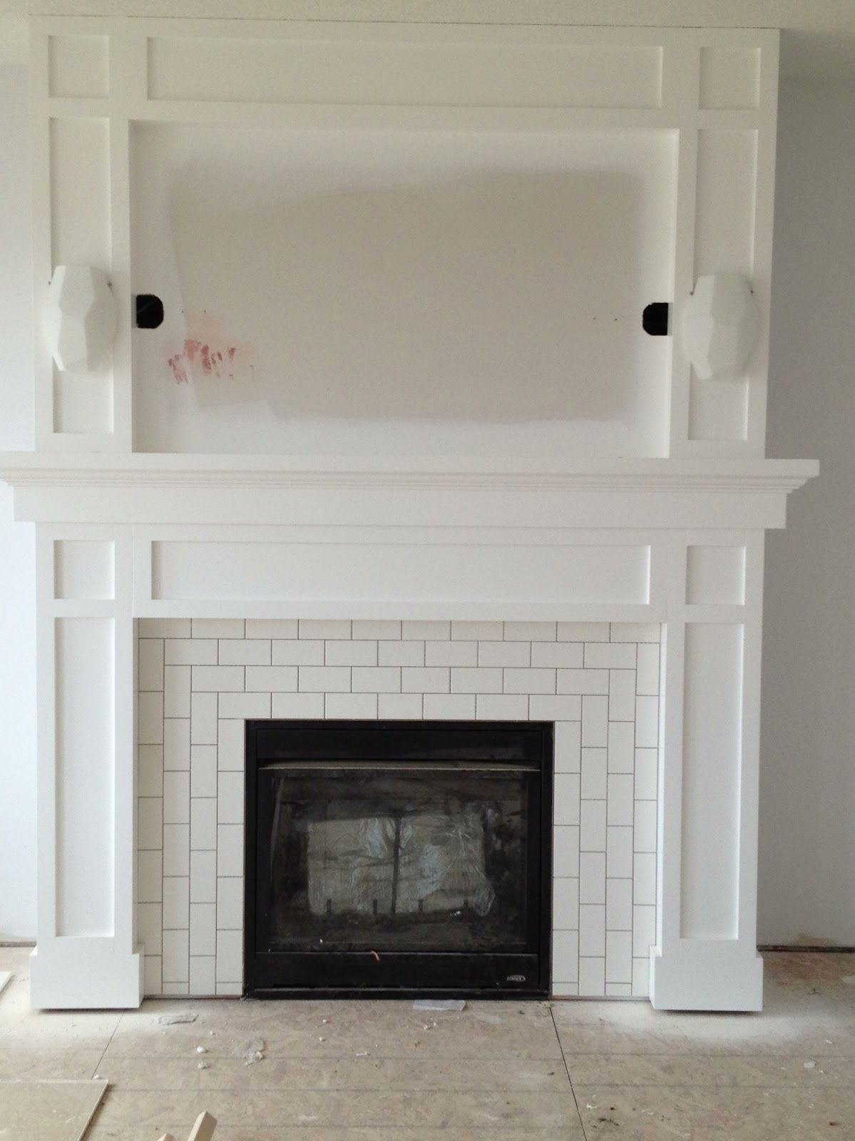 Shaker Fireplace Lovely New House Files