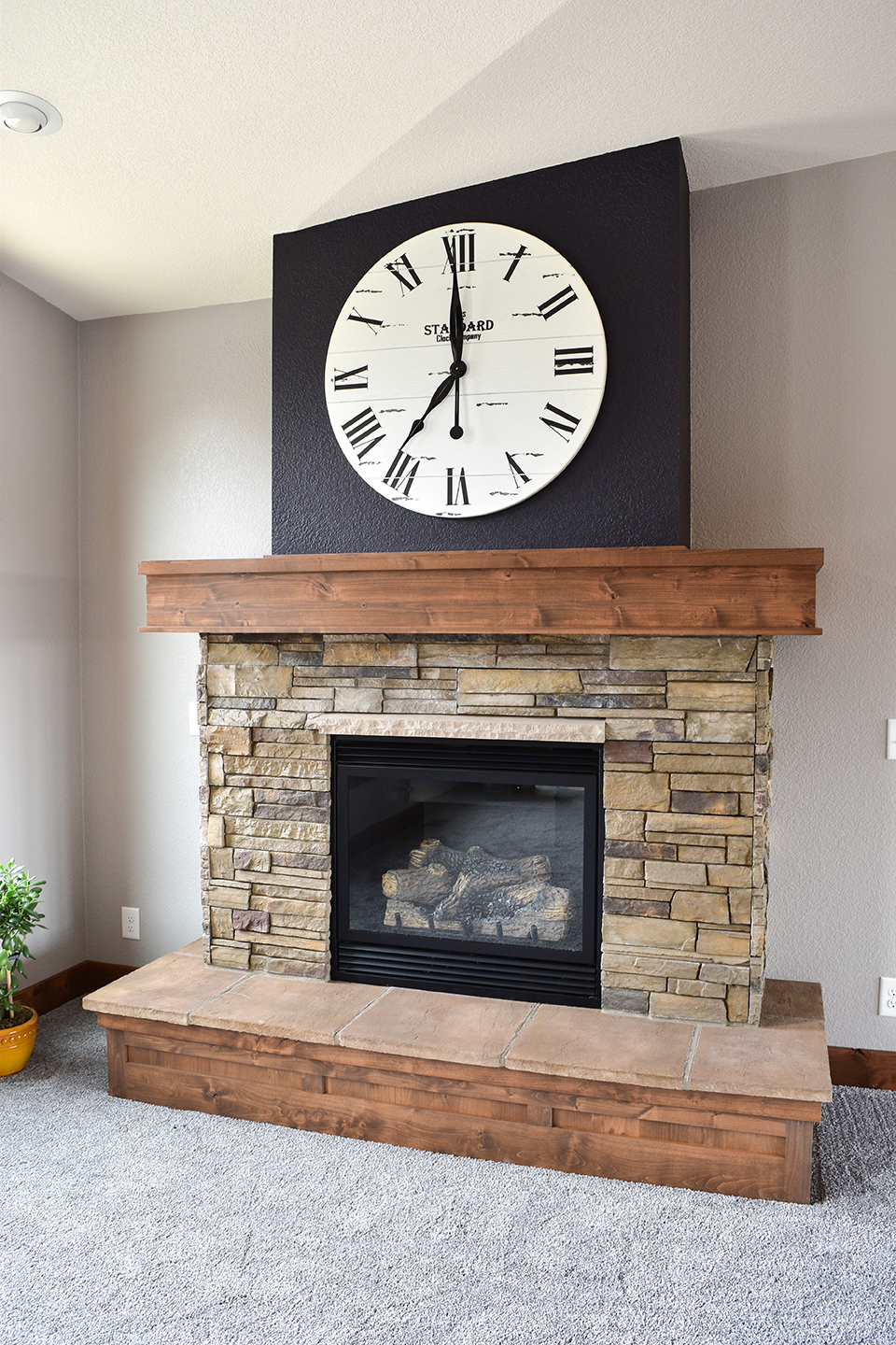 Shaker Fireplace New Fireplaces Wardcraft Homes