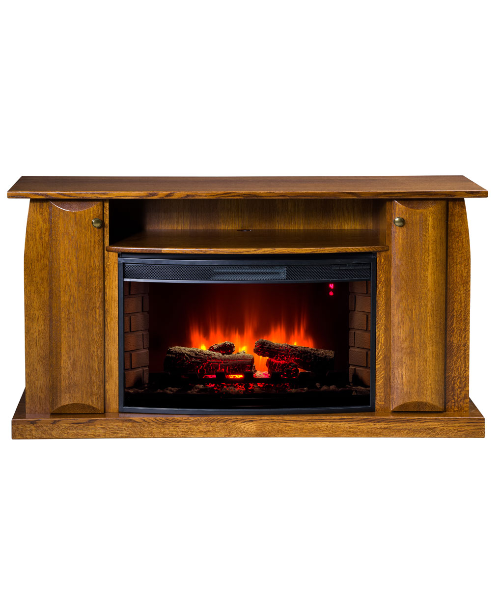 Shaker Fireplace New Shaker Tv Stand with Space Heater 402