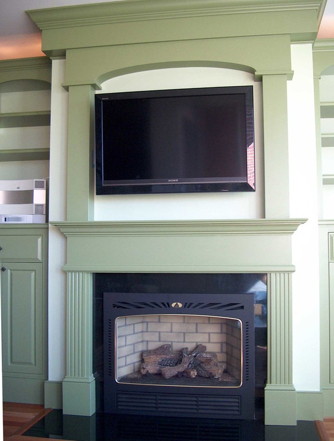Shaker Fireplace Unique Fireplace Surrounds Other Home Ing Woodworks