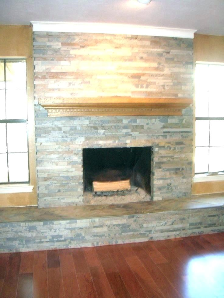 slate for fireplaces madamedelirose slate tile fireplace wall slate tile in fireplace alcove wall