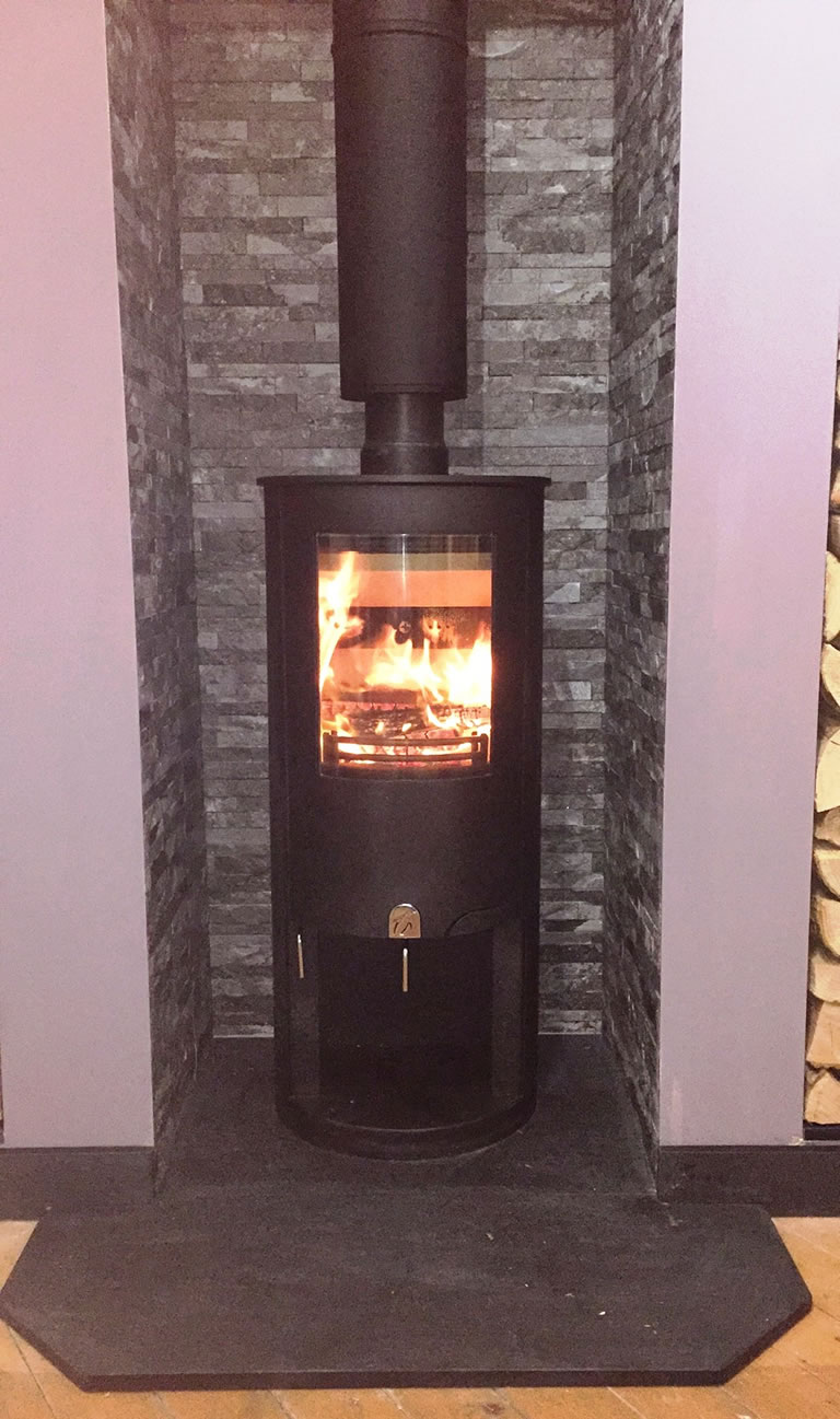 Slate Tiles for Fireplace Beautiful Recent Installations Classic