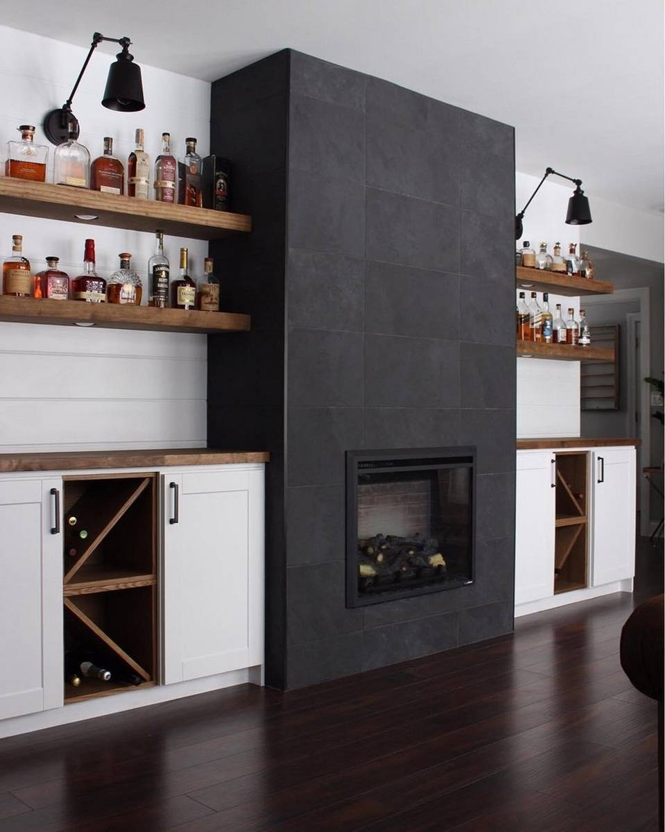 Slate Tiles for Fireplace Fresh Real People Real Projects Fireplaces