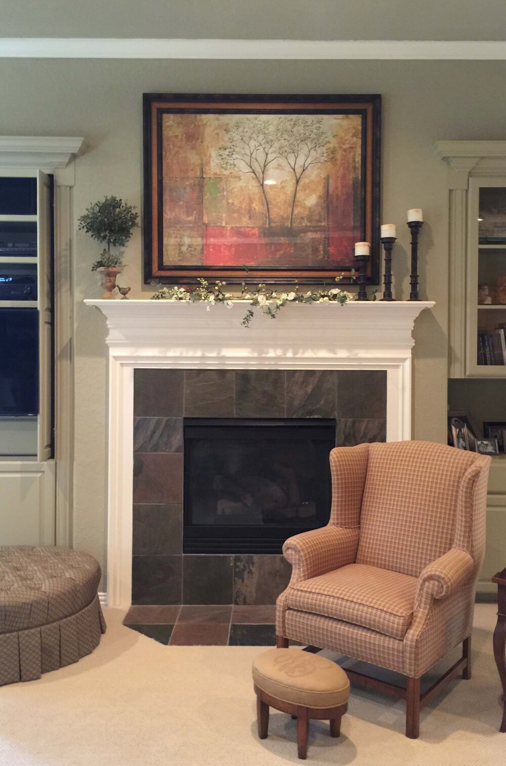 Slate Tiles for Fireplace Inspirational 5 Amazing Fireplace Transformations with Minimal Remodeling