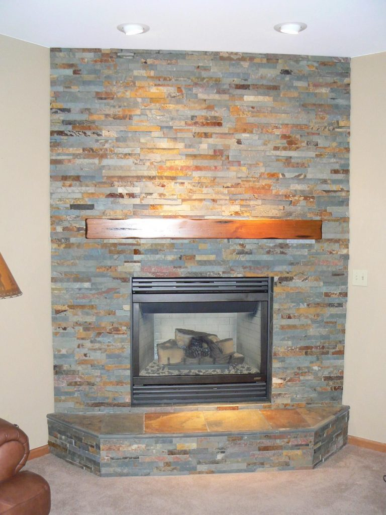 Slate Tiles for Fireplace Inspirational Fireplace Tile Ideas 25 Designs that Make It Look More