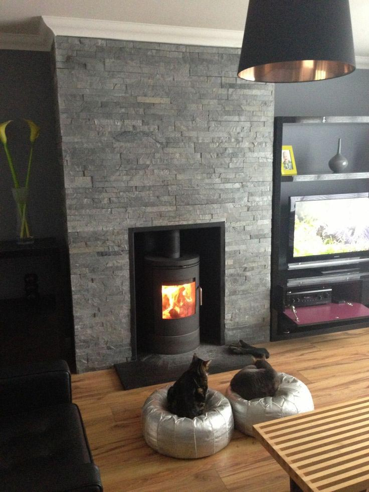 Slate Tiles for Fireplace Luxury Slate Tiles for Fireplace Surround