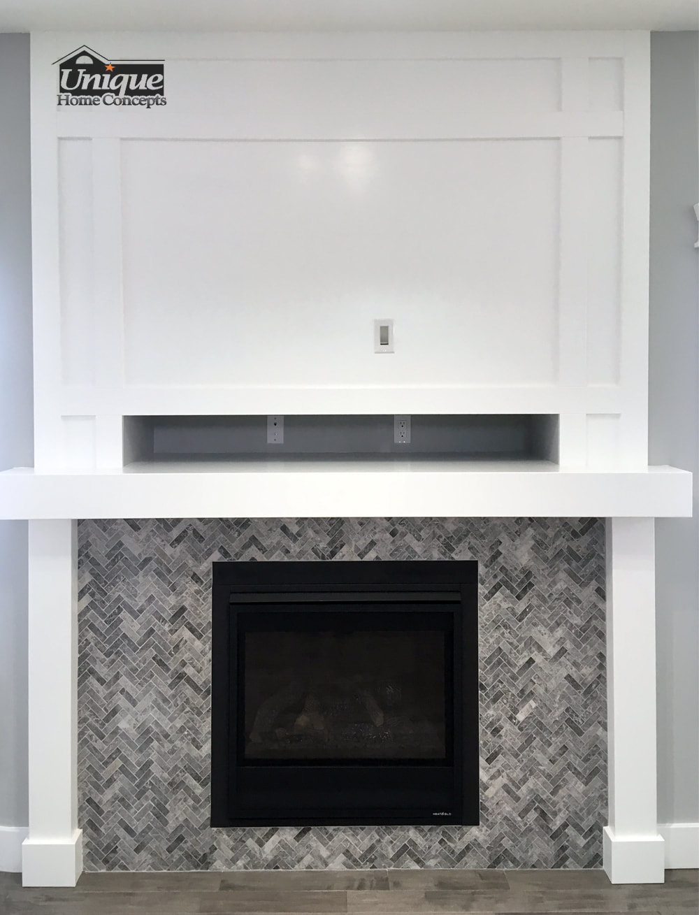 Slate Tiles for Fireplace New Fireplaces Tile Ideal
