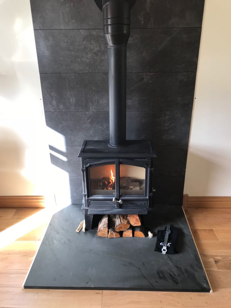 Slate Tiles for Fireplace New No Fireplace No Problem Lakewood Stoves