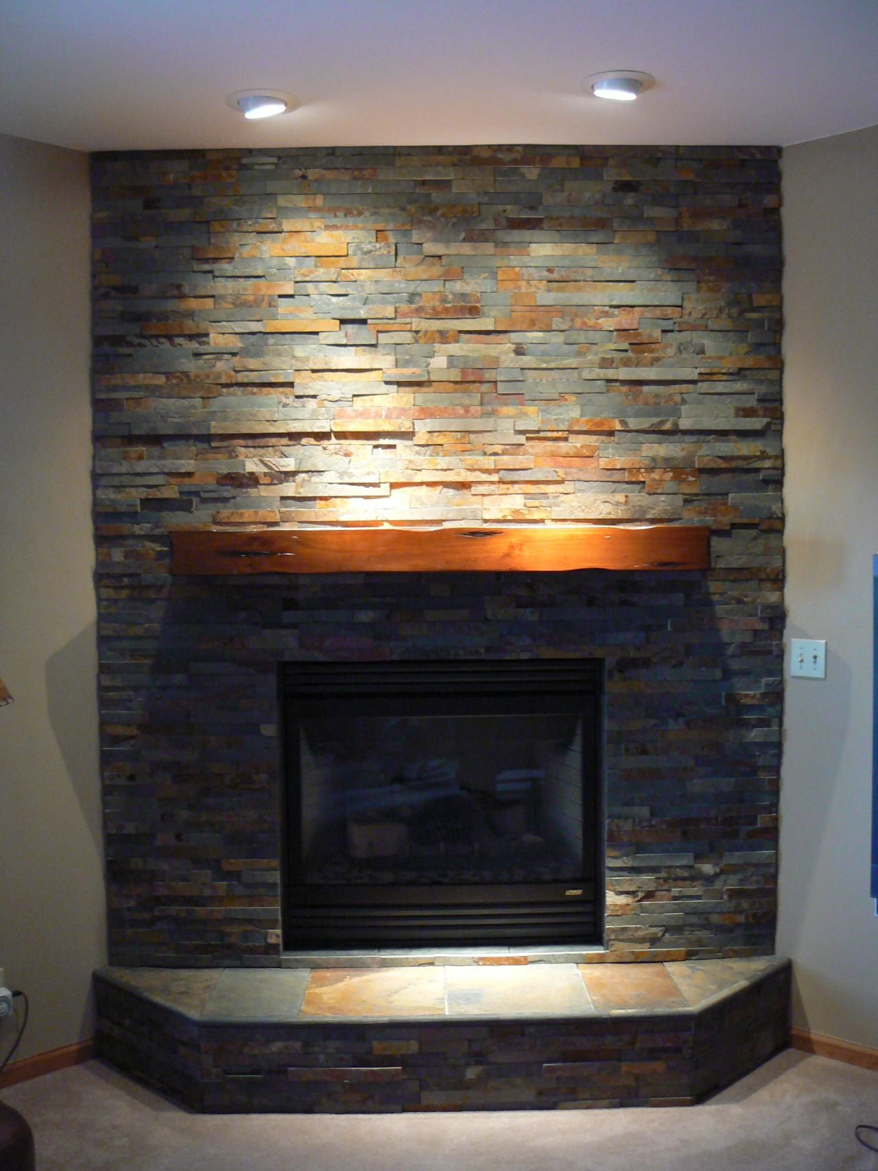 Slate Tiles for Fireplace New Slate Fireplace Surround ist He Best Way that You Can Choose