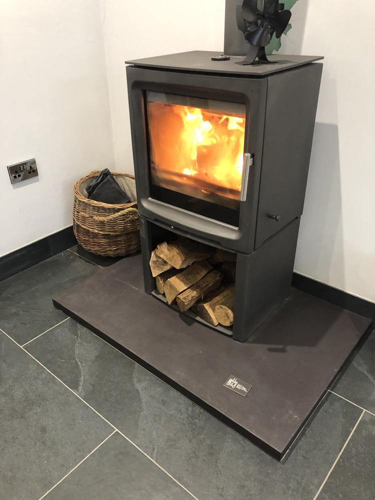 Slate Tiles for Fireplace New Slate Hearths Premium Quality Slate…