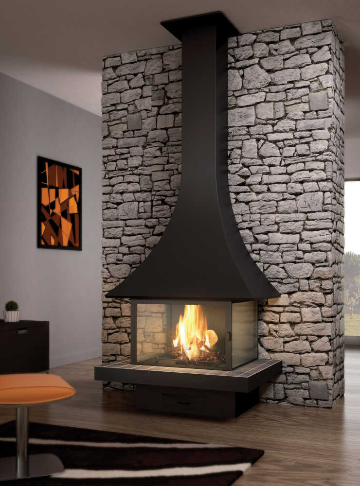 Wall Mounted Natural Gas Fireplace Beautiful A Free Standing Fireplace for Your Living Room