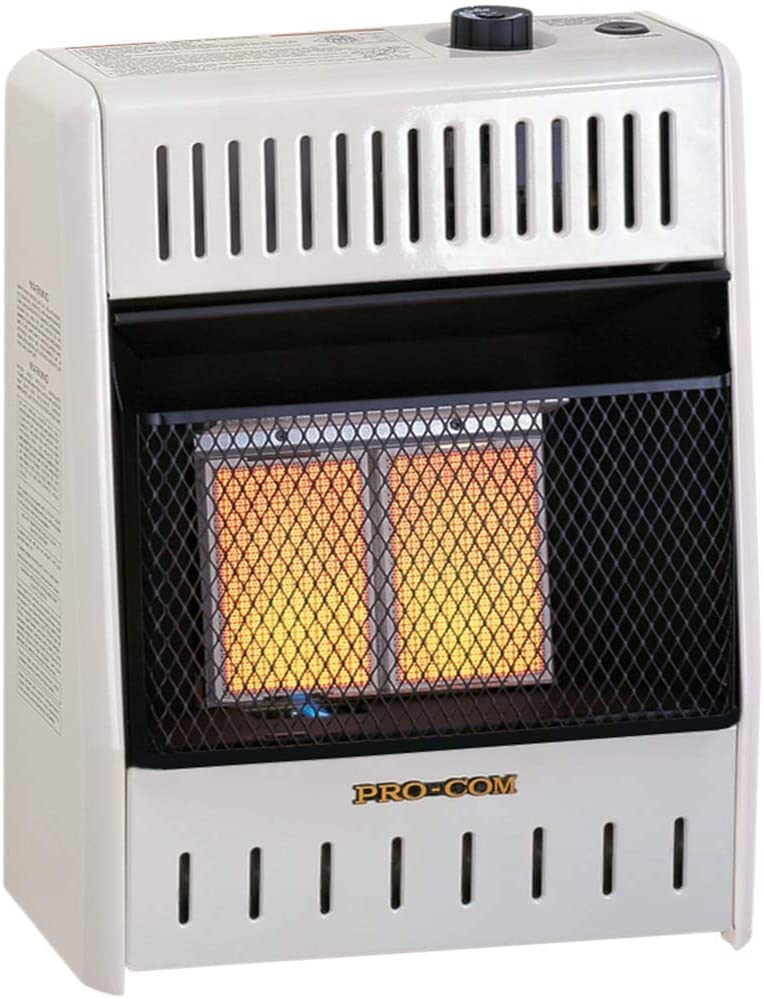 Wall Mounted Natural Gas Fireplace Fresh Pro Heating Inc Mn060hpa 6 000 Btu Natural Gas Infrared Wall Heater White