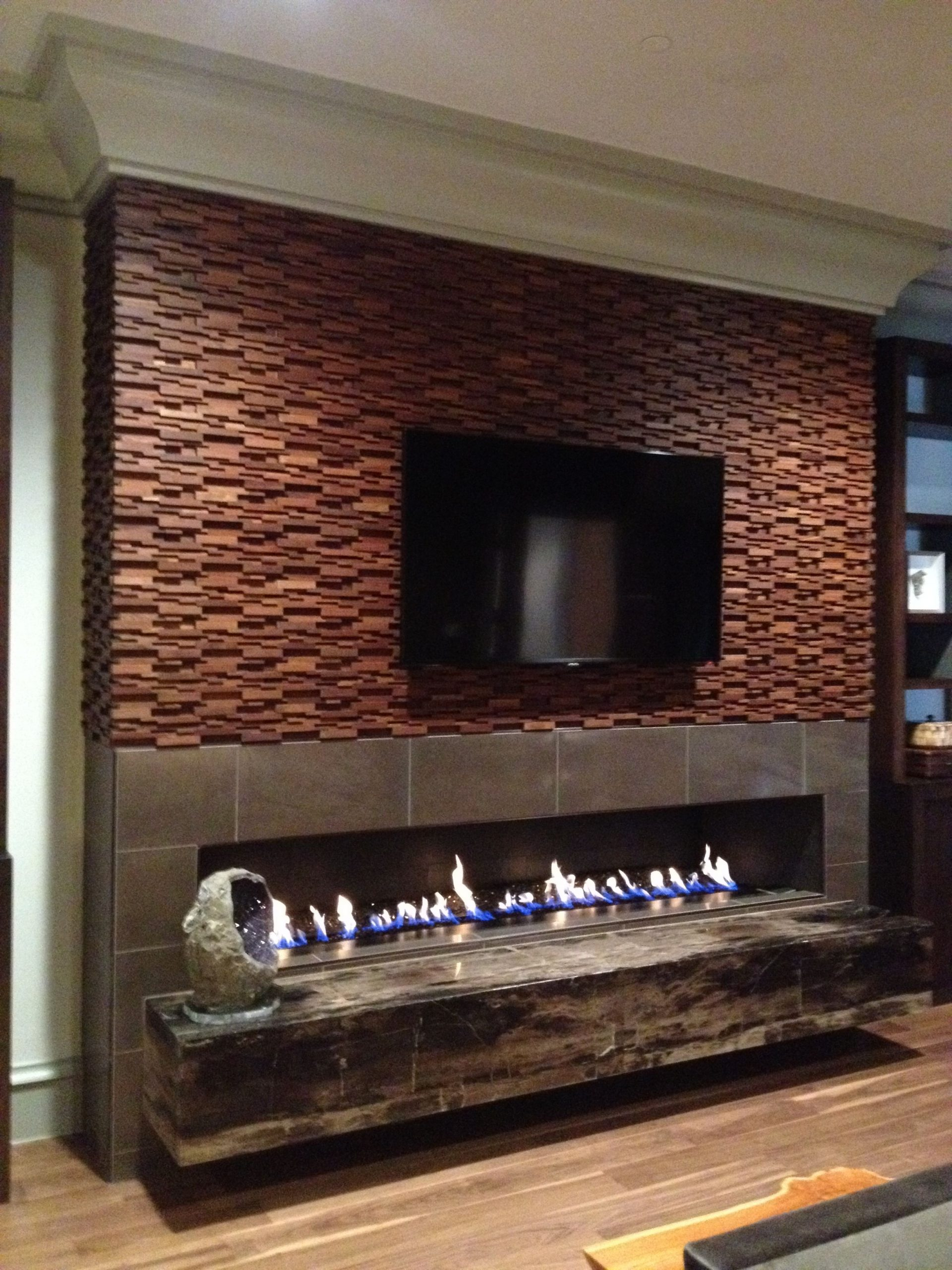 Wall Mounted Natural Gas Fireplace New Amazing Fireplace Surround for Linear Fireplace with Wall