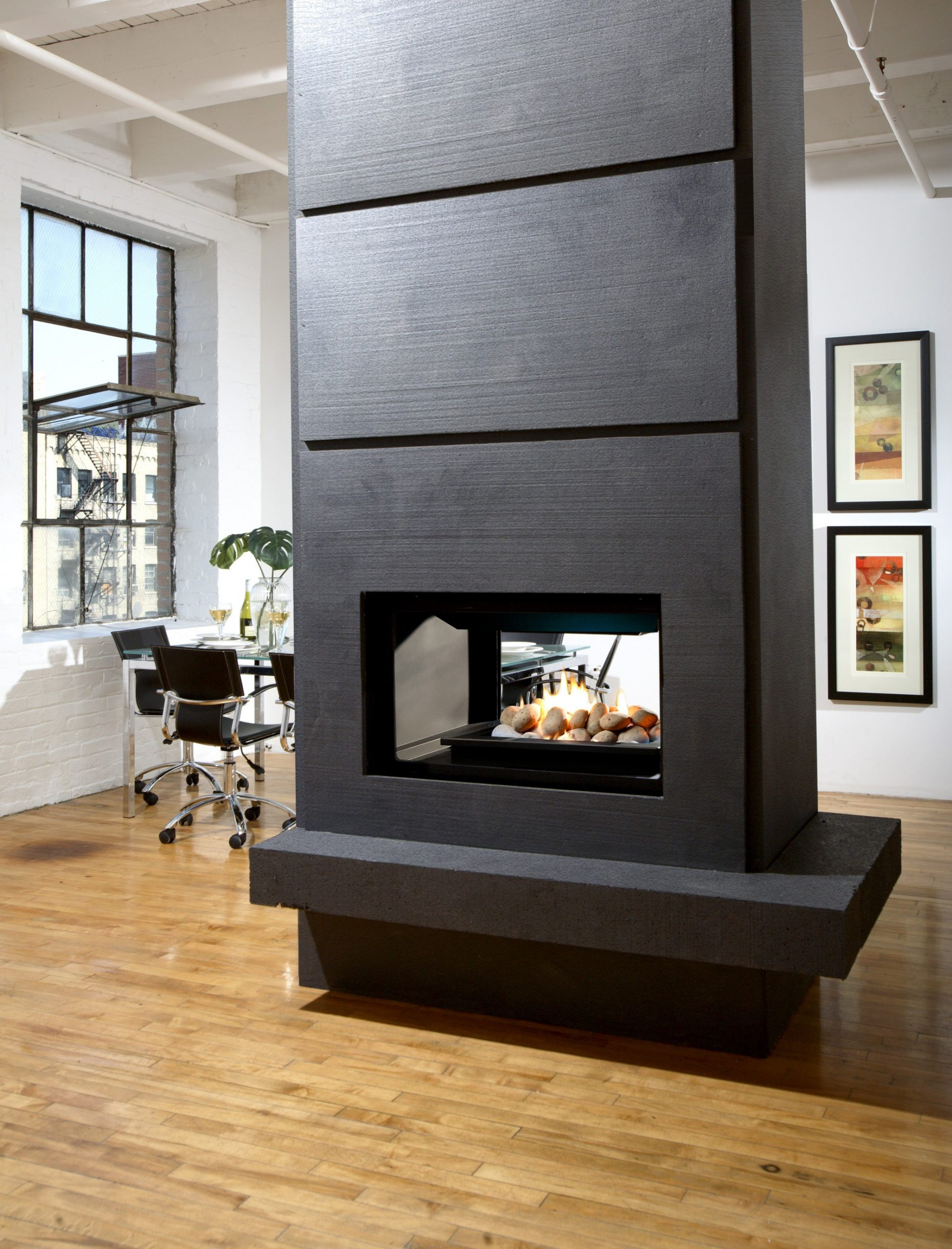 Wall Mounted Natural Gas Fireplace Unique Marquis Gemini Multi Sided Gas Fireplace Gas Fireplace