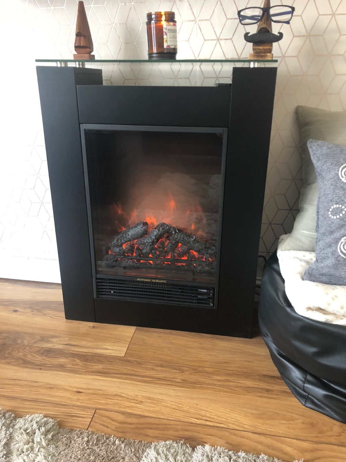 Wayfair Fireplace Screen Elegant Electric Fire
